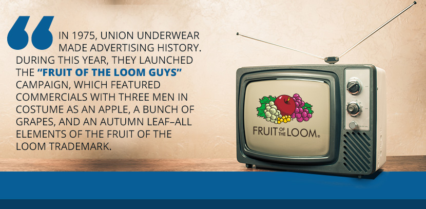 Fruit of the loom Commercial