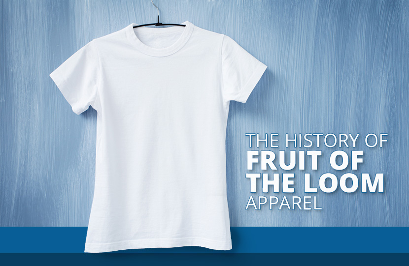The History of Fruit of the Loom Apparel
