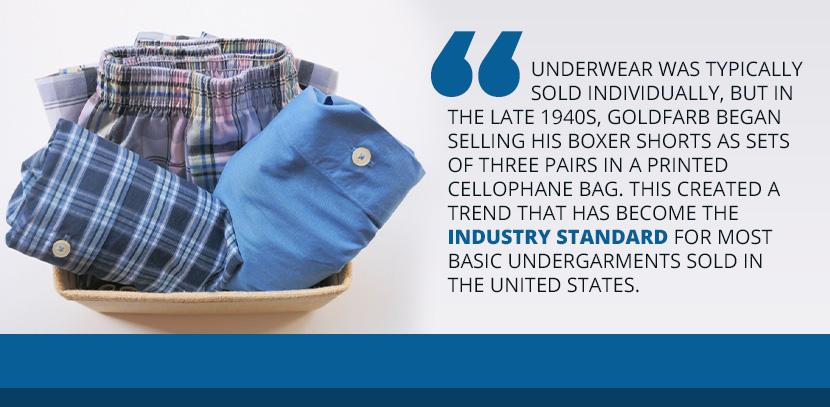 Underwear trends