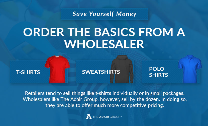save money order wholesale clothing graphic