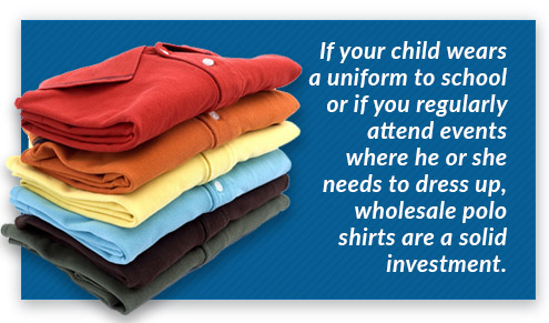 uniforms and polo shirts quote