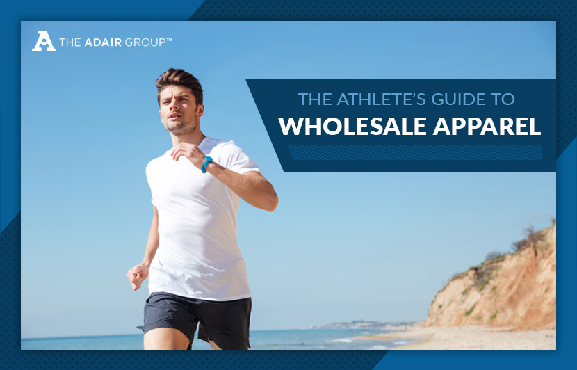 athletes guide to wholesale apparel