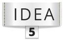 Idea Divider 5