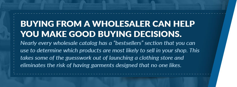 buying from a wholesaler quote