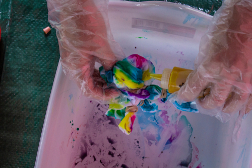 Tie-Dying