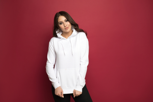 White Hoodie for Women