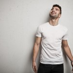A Man's Guide to Wearing Plain White T-Shirts
