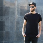 4 Stylish Tips on What to Wear with Your Black T-Shirt