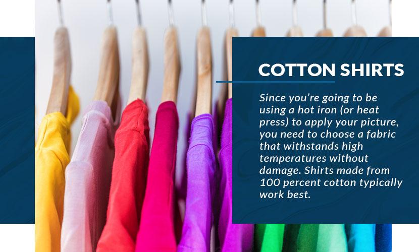 cotton shirts graphic