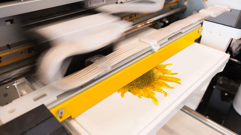 shirt and textile printer