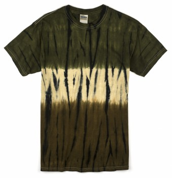 Camo Tree| Adult Tie Dye T-Shirt