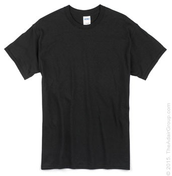 Black| Adult T-Shirt**