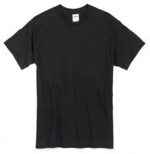 **Black| Adult T-Shirt