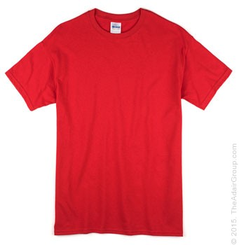 Red| Adult T-Shirt
