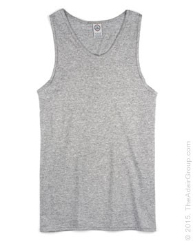 Heather Grey| Adult Tank Top