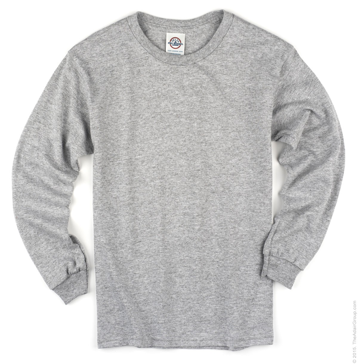 new list new arrive new style Athletic Heather Kids Long Sleeve T | The Adair Group