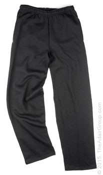 Adult Sweatpant w/ Pockets - Black