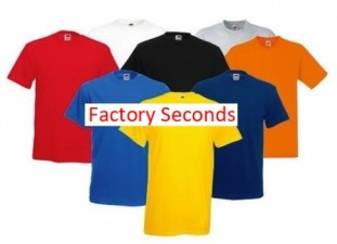 Assorted | Adult T-Shirts (2nds)