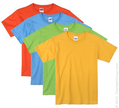 Bright Colors| Kids T-Shirt