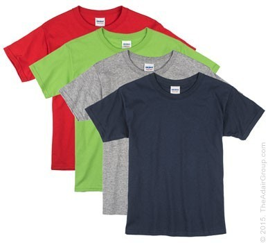 Assorted Colors| Kids T-Shirt