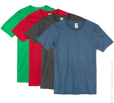 Assorted Colors| Adult Softstyle T-Shirt