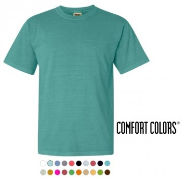 Assorted Colors|Comfort Colors Tees