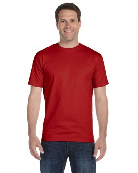 Deep Red | Hanes Adult T-Shirt