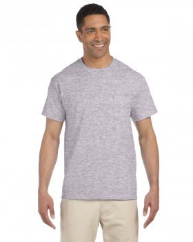 Sport Grey | Adult Pocket T-Shirt