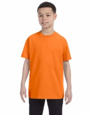 Neon Orange|Kids T-Shirt