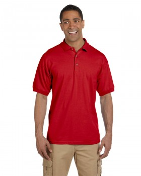 **Red|Adult Polo Shirt