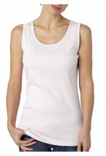 White| Women's Tank Top
