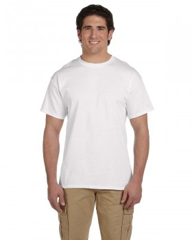 White | Jerzees Adult T-Shirt