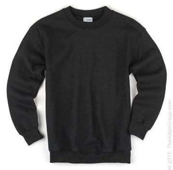 Kids Crewneck Sweatshirt - Black