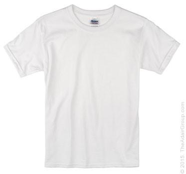 50 LONG SLEEVE T-SHIRTS Blank 30 Black 20 White BULK LOT S-XL Wholesale Gildan
