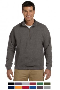 Assorted Colors|Quarter Zip Sweatshirt
