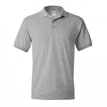 Sport Grey| Kids Polo Shirt