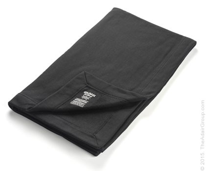 Fleece Stadium Blanket - Black