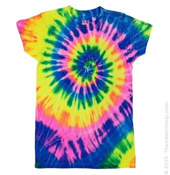 Neon Rainbow| Womens T-Shirt