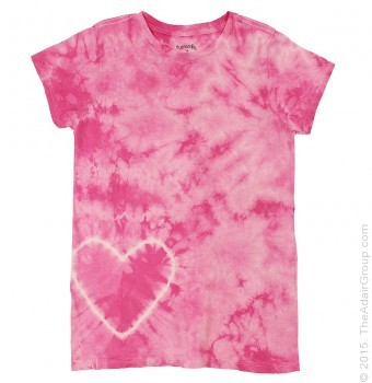 Pink Heart| Womens T-Shirt