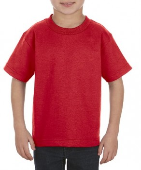 Red| Toddler T-Shirt
