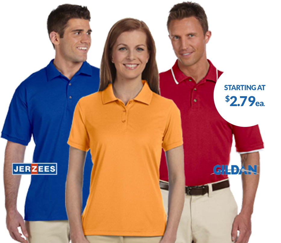 d7ddc07d5d8 Polo Shirts Wholesale - Cheap, Blank Polo Shirts for Sale