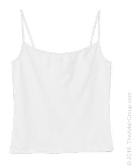 White| Womens Camisole