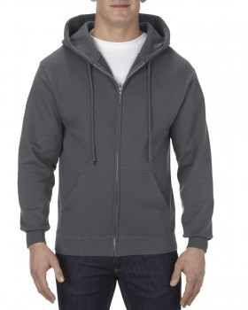 Charcoal - Zipper Hood|Full *DOZEN* Price