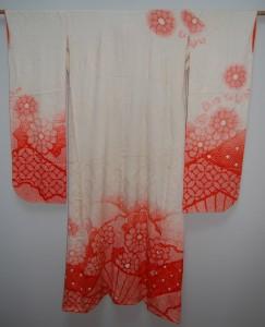 Shibori Kimono from A Daily Dose of Fiber blog.